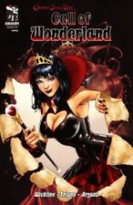 Grimm Fairy Tales Call of Wonderland #1  Zenescope Comic Book