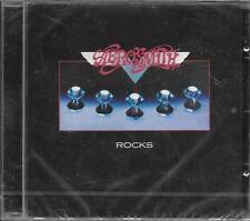 CD 9 TITRES AEROSMITH ROCKS DE 1993 NEUF SCELLE Columbia – 474965 2