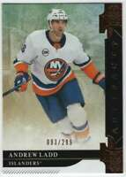 2019-20 Upper Deck Artifacts Copper /299 #11 Andrew Ladd NY Islanders