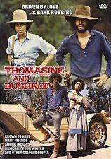 THOMASINE AND BUSHROD Max Julien ---Blaxplotation 70'S BLACK CLASSICS NEW DVD