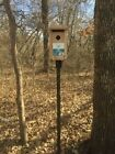 BIRD HOUSE BASE MOUNT, EASY TO USE AND INSTALL