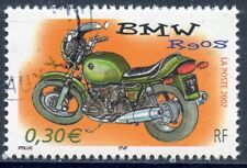 STAMP / TIMBRE FRANCE OBLITERE N° 3513  MOTO / BMW R90S