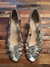 Saverio Di Ricci Women Female Shoes Platform Wedges Heels Size 9, 39