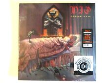 DIO DREAM EVIL LP RARE 2016 U.S. SEALED 180 GRAM REPRESS BLACK SABBATH RAINBOW