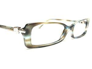 Tiffany & Co. TF2035 8124 Women's Blue Havana Rx Eyeglasses Frames 50/16~135