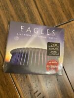 Eagles Live From the Forum MMXVIII Target Exclusive Double CD w/ Tour Laminate