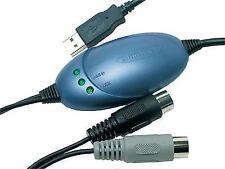 M-Audio Midisport UNO 1x1 USB Midi Interface -