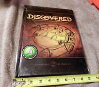 Discovered : Memoires of a Geocoin Designer Volume 1 Chris Mackey Geocaching