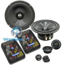 """CDT AUDIO HD-62US 6.5"""" 200W RMS 2-WAY STAGEFRONT COMPONENT UPSTAGE SPEAKERS NEW"""