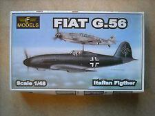 LEGATO-1/48-FIAT G.56 ITALIAN FIGHTER
