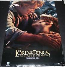 LORD OF THE RINGS: RETURN OF THE KING VER6 MOVIE POSTER