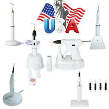 Dental Endodontic Obturation System Heated Pen Heating Gun Gutta Percha Cutter