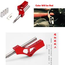 Car Aluminum Shift Knob Extension Adjustable Height Lever Extender Gear Shifter