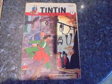 tintin fascicule 4 24 janvier1951