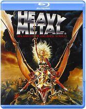 HEAVY METAL (1981 Animated movie)  -  Blu Ray - Sealed Region free for UK