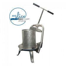 10Lt Manual T Bar Wine / Fruit Press - Wine Making / Cider