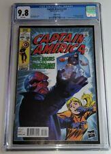 Captain America #25 Hasbro Variant 1:15 CGC 9.8 1st Sam Wilson as Cap (2014) WOW