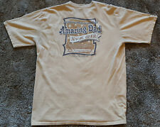 Xl T-Shirt Amazing Dad Magic Beer No Worries Brewery Hawaii 1964 by Crazy Shirts