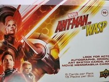2018 Upper Deck Ant-man and the Wasp - Base Cards (1-100)  - Pick Your Card