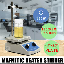 220V Magnetic Stirrer Mixer SH-2 Stirring Machine Thermostatic Heating Hot Plate
