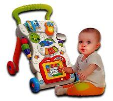 Lauflernwagen Baby Walker Lauflernhilfe Laufwagen Gehfrei Kinder Zeichentafel