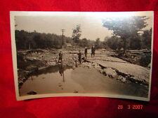 RPPC 1922 Flood Carbondale, Pa Blakely, Pa Wilkes-Barre, Pa  Wilson Creek