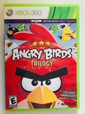 Microsoft XBOX 360 Angry Birds Trilogy (COMPLETE)