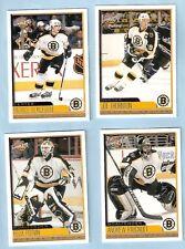 2003-04 Pacific Complete Insert Boston Bruins Team Set (20)