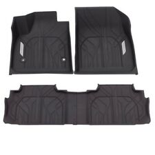 2019 2021 Chevy Blazer 1ST & 2nd Row All Weather Floor Liners Black Genuine GM