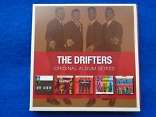 THE DRIFTERS, ORIGINAL ALBUM SERIES, 5 BOXED CDS