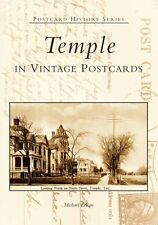 Temple in Vintage Postcards [Postcard History Series] [TX] [Arcadia Publishing]