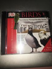 DK Eyewitness Virtual Reality: Birds CD 95/98/ME/2000/XP