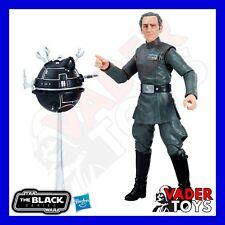 Star Wars The Black Series Hasbro Grand Moff Tarkin 6 inch Action Figure IN HAND