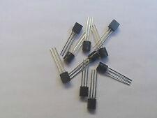 10 x regulador de voltaje transistor 78L05 L78L05 7805 a-92 5 V 100mA 0.1A