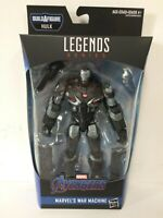 IN HAND PHOTO Marvel Legends Avengers Endgame Hulk BAF Wave War Machine MK6