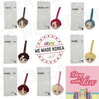 House of BTS Character Luggage Tag 7types Official K-POP Authentic Goods