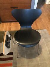 Mid Century Modern Chair, Made by Fritz Hansen Design by Arne Jacobsen, Denmark