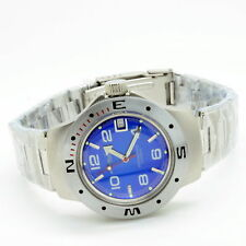 Vostok Amphibian Watch 060432 Military Automatic Russian Scuba Diver New