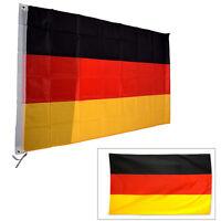 Fahne Deutschland 90 x 150 cm deutsche Flagge Nationalflagge