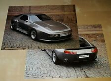 DP Motorsport Porsche 928 leaflet/brochure/folder