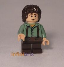 Lego Frodo Baggins Minifigure from Set 9469 Lord of the Rings NEW lor002