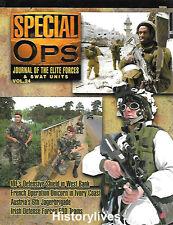 Concord Special OPS Elite Forces SWAT Units 24 IDF French Unicorn Irish Austria