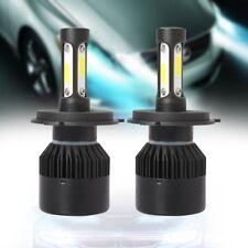 S2 H4 Bombillas para faros LED de coche 12V 6500K 72W 8000LM COB LED Faros a PB