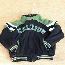 Boston Celtics Zip Up Hoodie Jacket Basketball NBA Size L