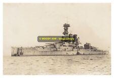 rp09052 - Royal Navy Warship - HMS Erin - photograph 6x4