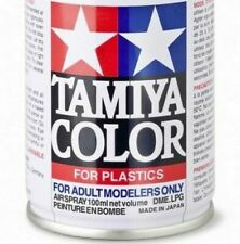 Peinture TAMIYA COLOR 100 ML : PS-15 METALLIC RED - Polycarbonate PS & LEXAN