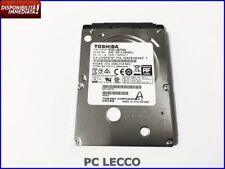 HARD DISK 500 GB HD SATA 2/5 2,5 TOSHIBA  MQ01ABF050  MENO DI 100 ORE DI LAVORO
