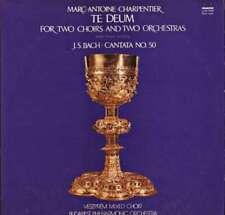 Marc Antoine Charpentier, Johann Sebastian Bach - Vinyl Schallplatte - 80740