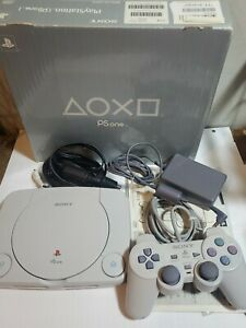 Sony Playstation PS One Video Game Console