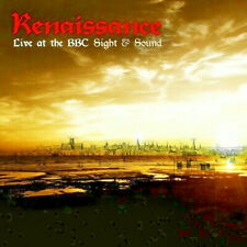 Renaissance Live At The BBC Sight & Sound - DVD/CD Box (Cat. 1288)